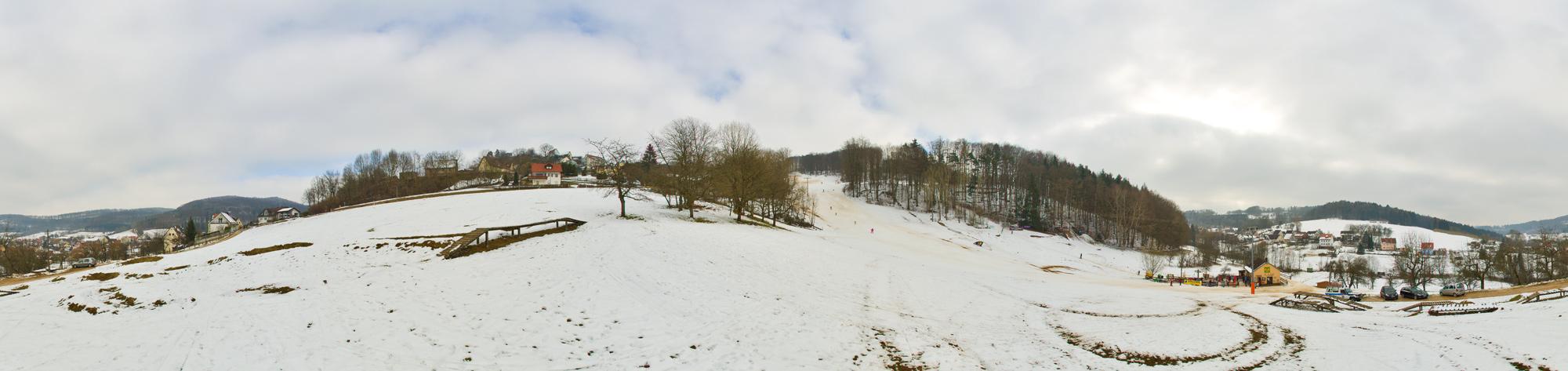 360°-Panorama Forchheim